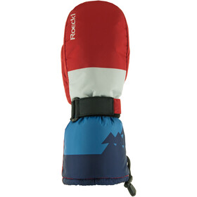 Roeckl Arlberg Mitaines Enfant, red